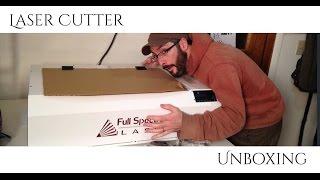 Prop: Shop - Laser Cutter Unboxing!