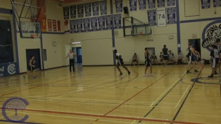 Junior Boys Basketball Division II vs Toronto French School