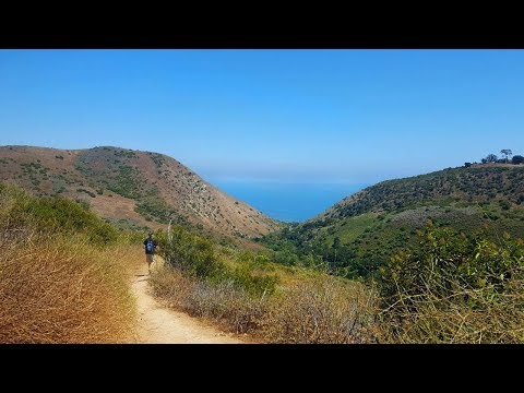 Hiking Solstice Canyon Trail - BEST HIKE'S IN LOS ANGELES
