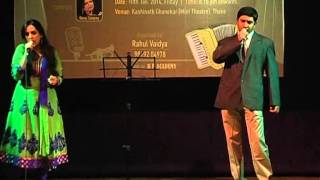 Her kisi ko nahi milta with Deepali & Rahul Vaidya
