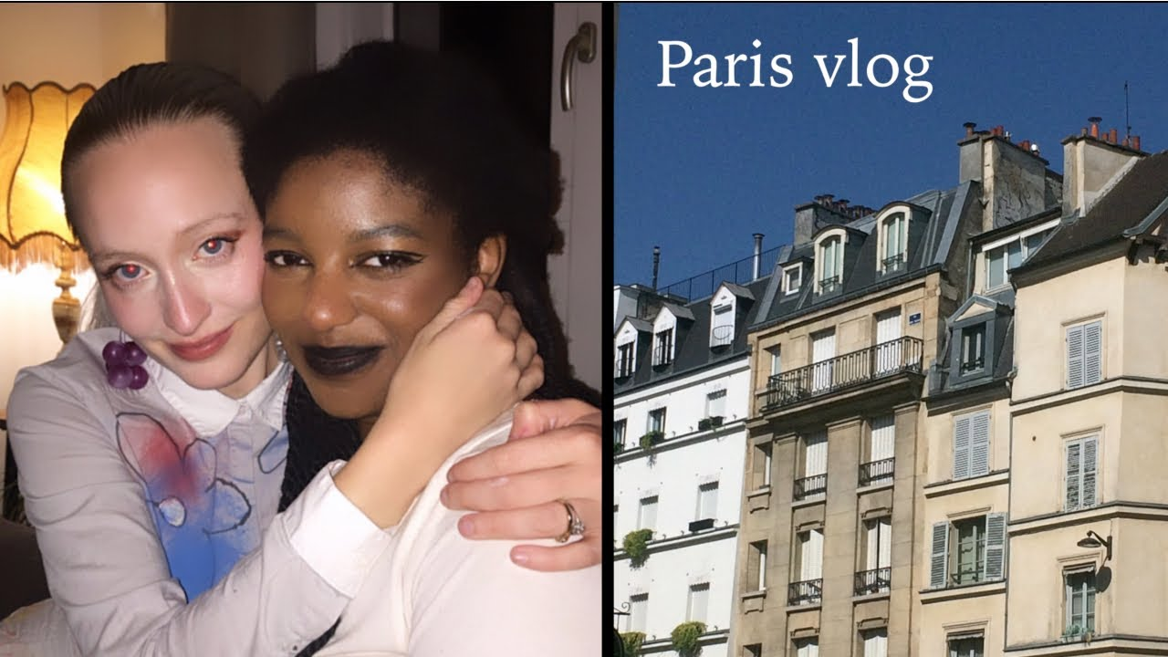 A Weekend in My Life in Paris 🇫🇷 Art, friends & going places!!
