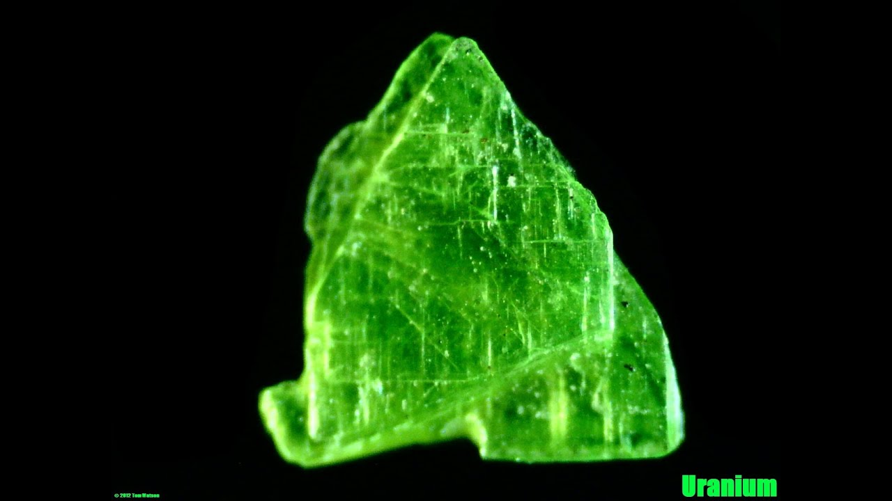 Isotopes of Uranium