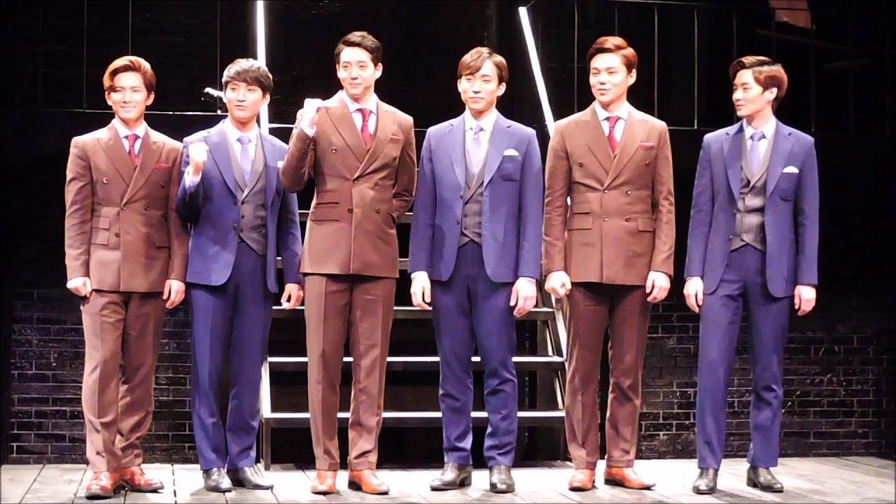 韓国ミュージカル 2016『スリル...