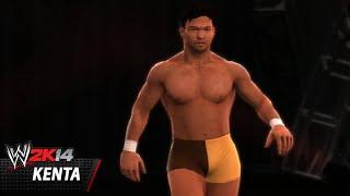WWE 2K14 Community Showcase: KENTA (Hideo Itami) (PlayStation 3)