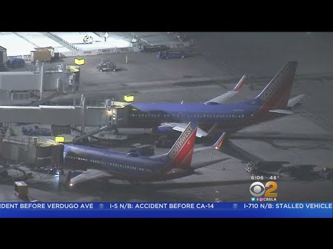 Security Breach Reported At LAX With Shirtless Man On Runway