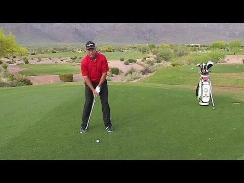How to hit a fade in your golf shot