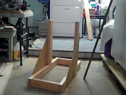 how to build a trebuchet easy
