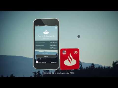 Santander Bank: Mobile Banking Overview