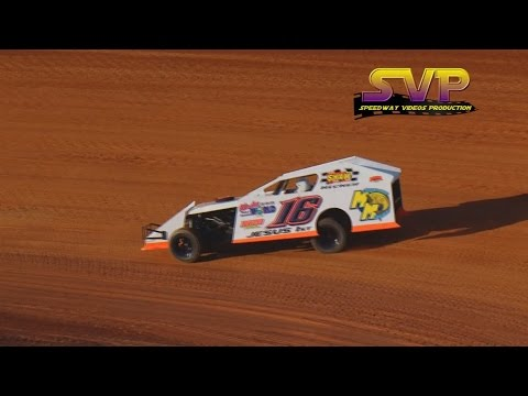 411 Motor Speedway / Practice PART 1 of 3 / March 15 , 2016