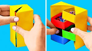 Awesome Paper Crafts You'll Wąnt To Make ASAP || Fun And Cute Paper Crafts