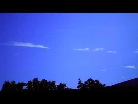"""尼比魯(planet X nibiru)""""紅外線看清X星"""" 20171010 am 08:45 台灣台南麻豆"""