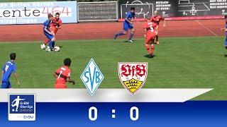 EnBW-Oberliga C-Junioren: SV Böblingen VS VfB Stuttgart II