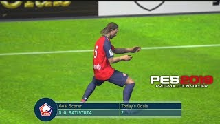 Pes Mobile 2019 / Pro Evolution Soccer / Android Gameplay #2