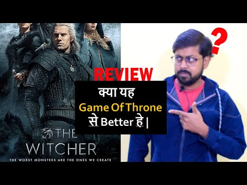 The Witcher Web Series Review In Hindi By Update One
