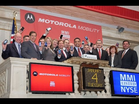 Introducing Motorola Mobility & Solutions
