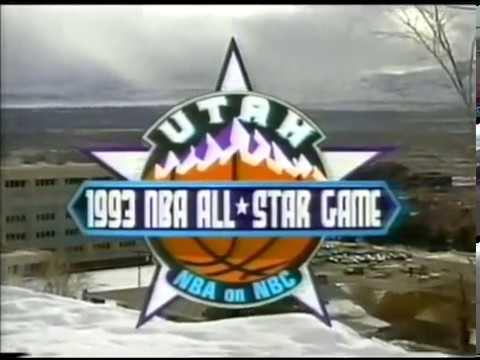 1993 NBA All-Star Game (Salt Lake City, Utah)