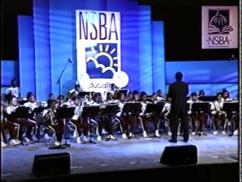 Hazlehurst High School Band: NSBA Conference 1997