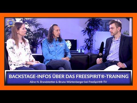 Backstage-Infos über das FreeSpirit®-Training