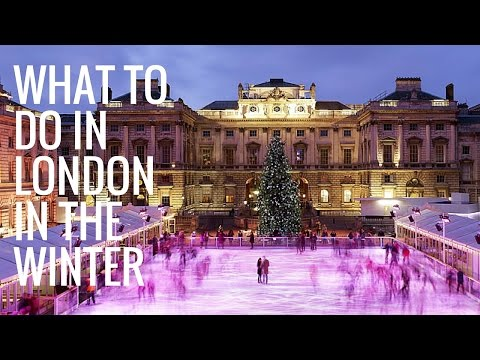 Best places to visit in uk during january