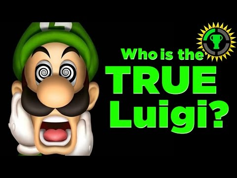 Game Theory: Luigi's SECRET Identity (Super Paper Mario)