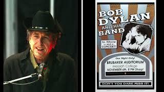 Bob Dylan - Po' Boy (Grantham 2004)