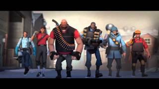Team Fortress 2 - Mann vs. Machine Trailer