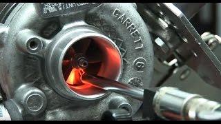 SPECIAL TURBO a.s. - oprava turbodmychadla