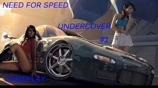 NFS: Need For Speed Undercover Gameplay Part1 Ita