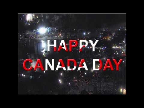 Canada Day 2016 Fireworks Webcam View