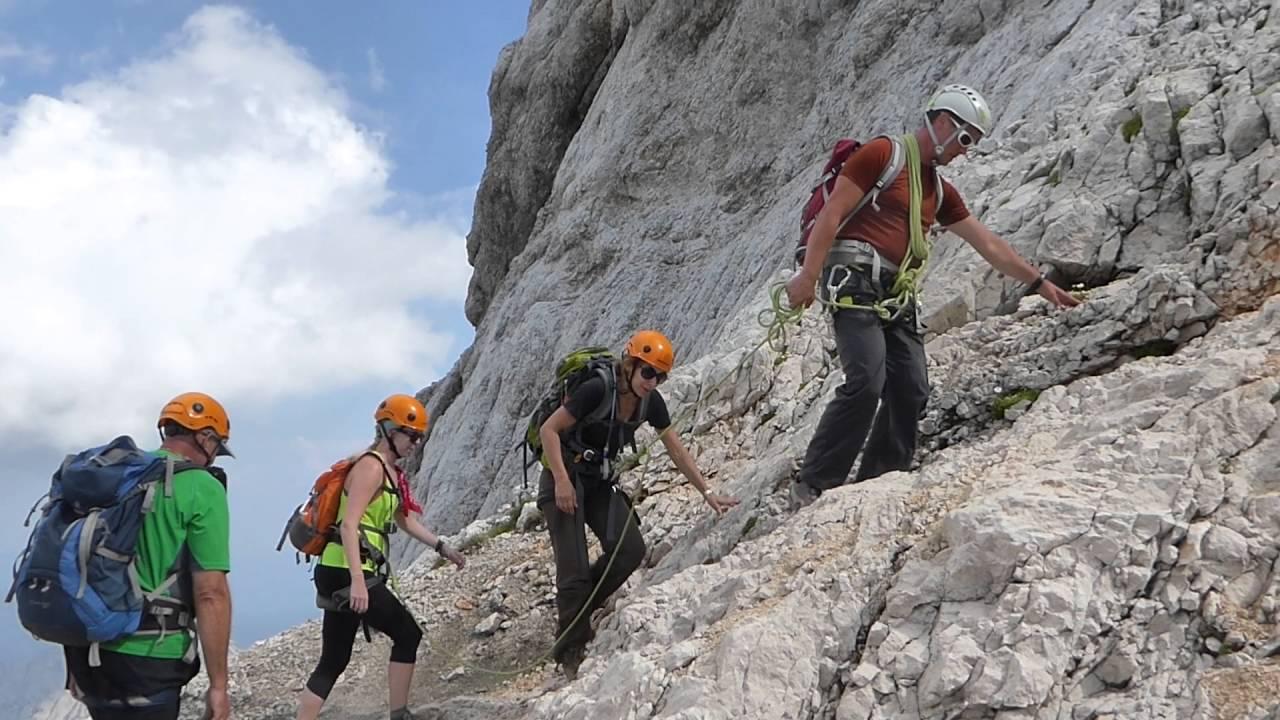 Mt Triglav Climb by LIFE Adventures - YouTube