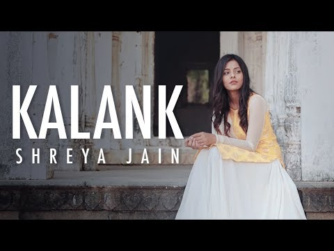 Kalank Title Track | Female Cover | Shreya Jain | Fotilo Feller | Vivart