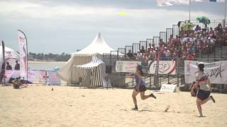 Carlise Cardenas Layout Score - USA Women - WCBU 2017 Women's Gold Medal Game