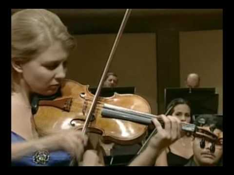 Brahms Violin Concerto en re Mayor Op.77 I.Allegro non Trompo III.Parte