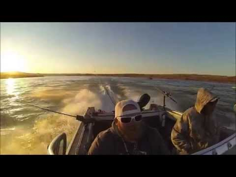 Salmon fishing on the Columbia river Hanford reach