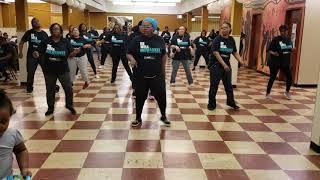 Jes Throw It Back Line Dance