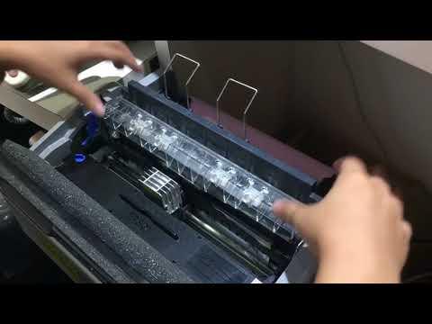 EPSON LQ 310 Printer Setup