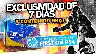 EXCLUSIVIDAD de 7 días en PS4, UNDÉCIMO Especialista y MUCHA MÁS INFO de Black Ops 4!