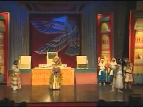 Ngày xửa ngày xưa tập- Hoàng tử Ai cập 2