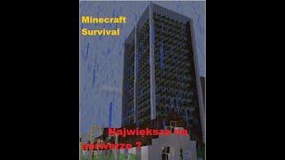 Rozbudowa Miasta /TreedCraf.PL / Minecraft Survival