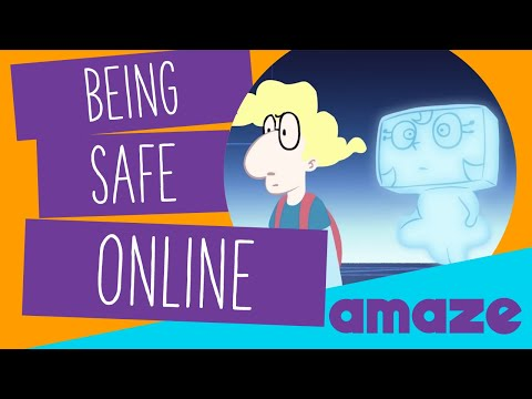 being-safe-online