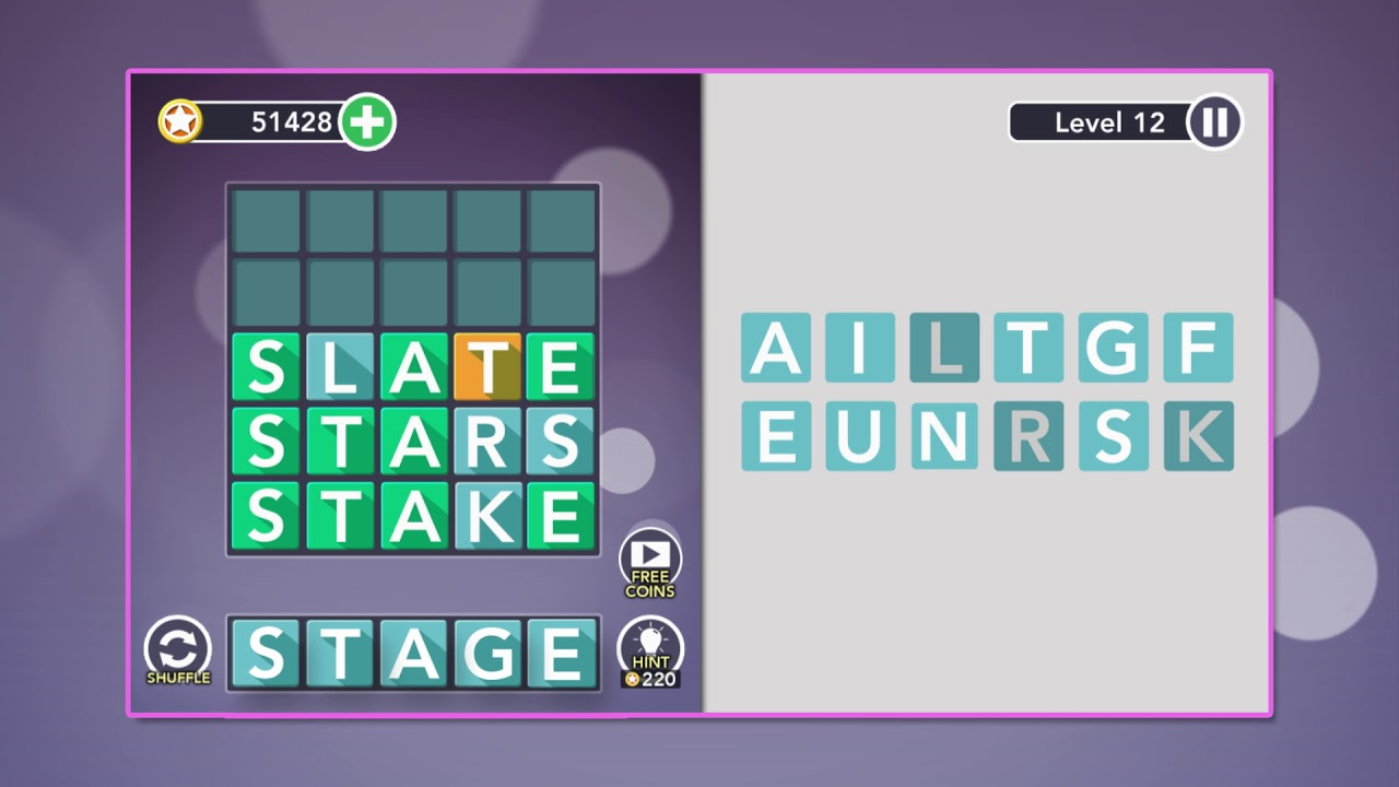 Word Bound Free Word Puzzle Games By Matcha Sauce Llc Word