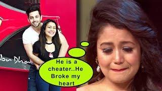 Singer Neha Kakkar crying after her Breakup with Himansh Kohli