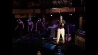 Lynden David Hall - Sexy Cinderella (Live at Café de Paris, London, 1998) - BBC2 Soul Night Concert