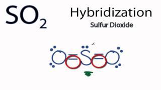 SO2 Hybridization