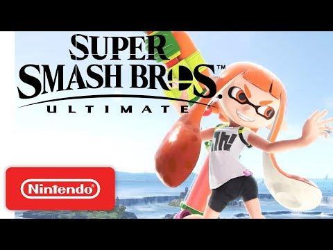 Super Smash Bros. Ultimate Trailer - Nintendo Switch thumbnail