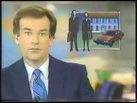 ABC Business Brief - Bill O'Reilly 1987