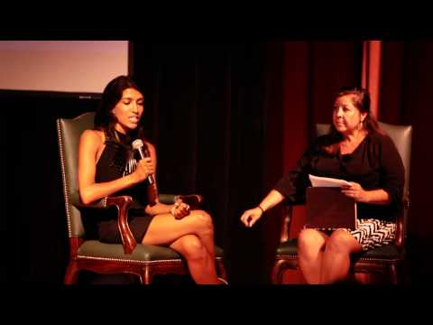 Audience Q&A - Lean In to the Future: San Diego Women Changemakers with Leila Janah