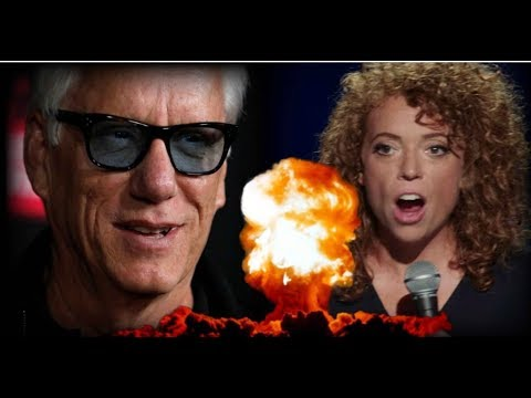 JAMES WOODS NUKES MICHELLE WOLF'S ENTIRE CAREER IN THIS EPIC TWEET STORM!