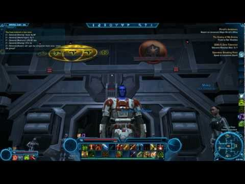 SWTOR: A Tour of the Imperial Fleet