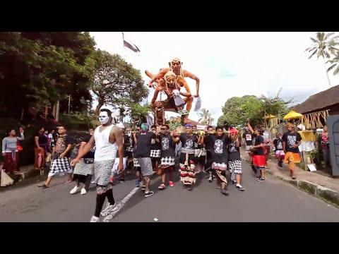 Ogoh - Ogoh ( Monster Doll ) Pupuan, Bali